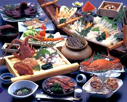 海鮮三昧の料理写真
